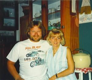 Lori and Steve